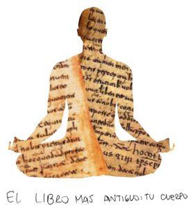 El libro más antiguo: Tu cuerpo