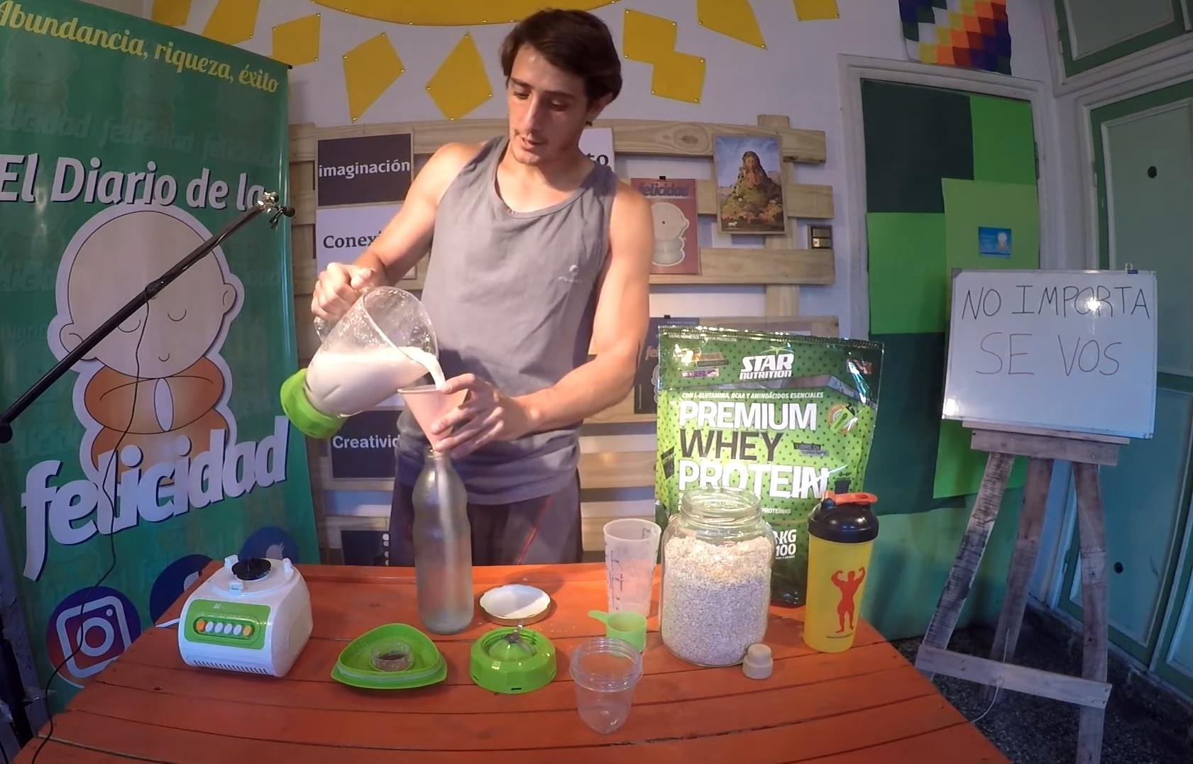 Preparación de leche de avena: ¡Rica y saludable!